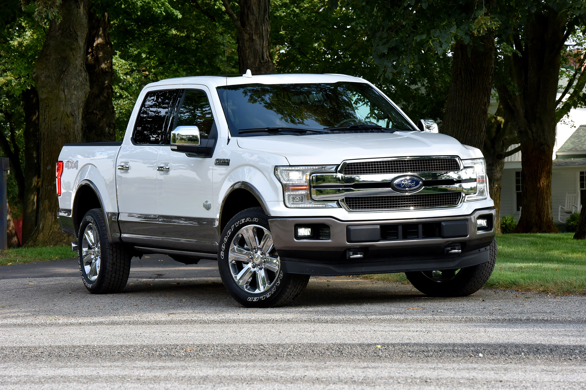 f 150 expert ford f 150 pickup truck news. Black Bedroom Furniture Sets. Home Design Ideas